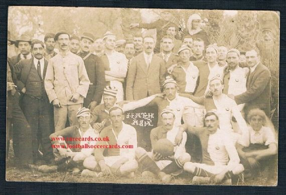 1910 Algérie Algiers ASM football team